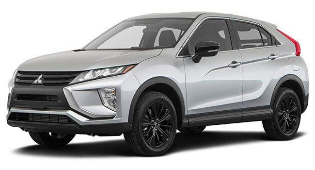 Mitsubishi Eclipse Cross SP 2020 Price in Spain