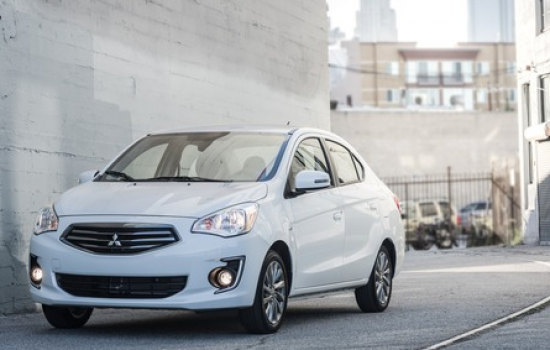 Mitsubishi Mirage ES (Auto) 2018 Price in Dubai UAE