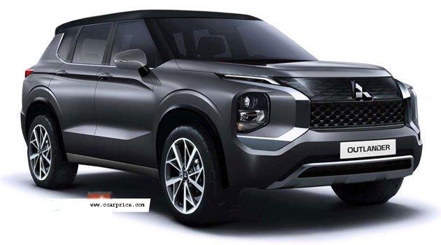 Mitsubishi Outlander 2021 Price in Russia