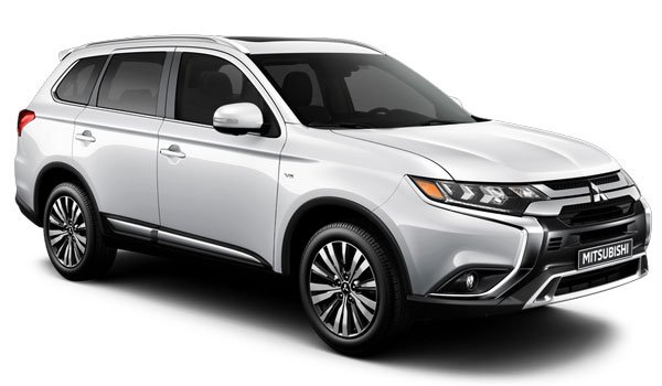 Mitsubishi Outlander ES 2020 Price in Spain