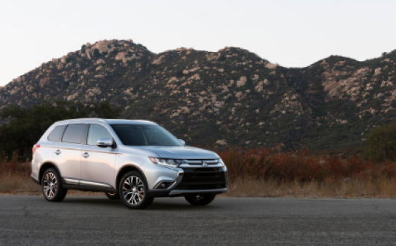 Mitsubishi Outlander GT S-AWC 2018 Price in India
