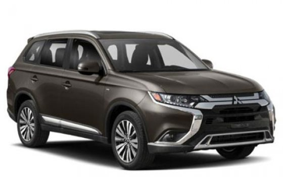 Mitsubishi Outlander SE 2020 Price in Russia