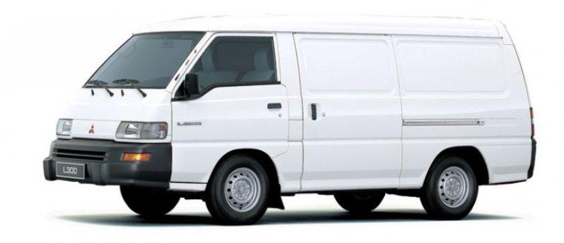Mitsubishi L300 DX Panel Van 2016  Price in Kenya