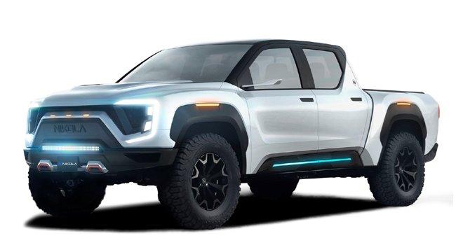 Nikola Badger Fuel-Cell EV 2022 Price in Saudi Arabia