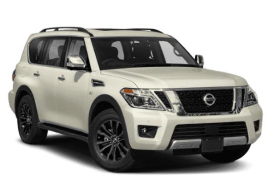 Nissan Armada Platinum 4WD 2019 Price in Indonesia