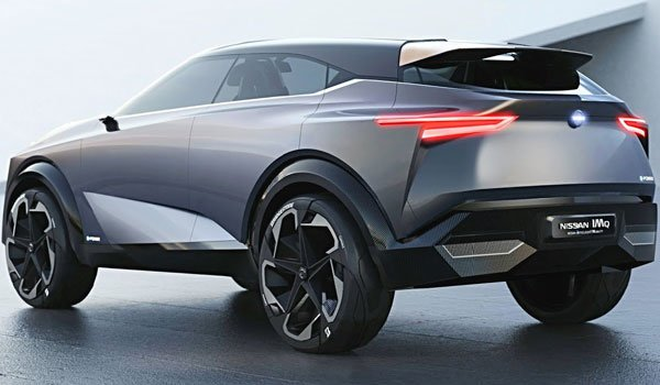 Nissan IMQ 2021 Price in Indonesia