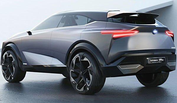 Nissan IMQ 2021 Price in Japan