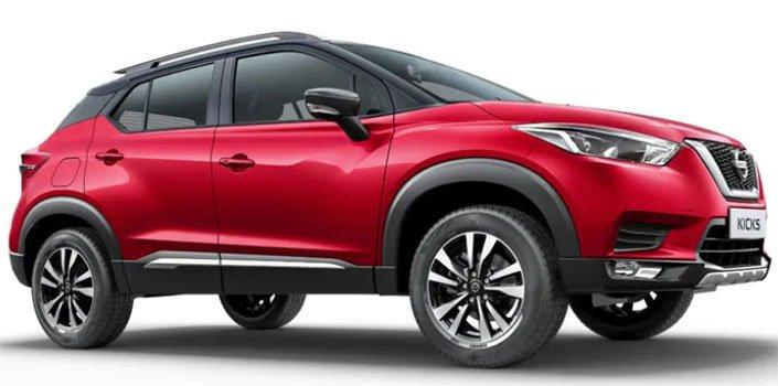 Nissan Kicks KV Premium 2019 Price in Thailand