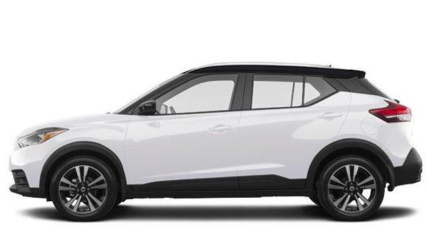 Nissan Kicks SV 2020 Price in India