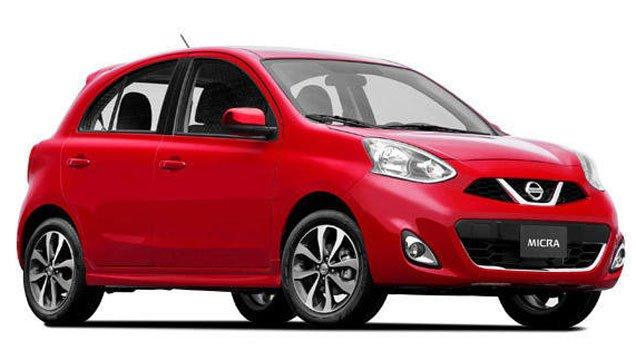 Nissan Micra SR 2019 Price in Romania