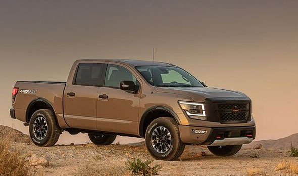 Nissan Titan 4x2 King Cab S 2020 Price in South Africa