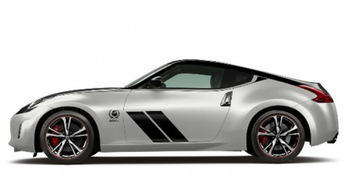 Nissan 370Z Coupe 50th Anniversary Silver/Black 2020 Price in South Africa