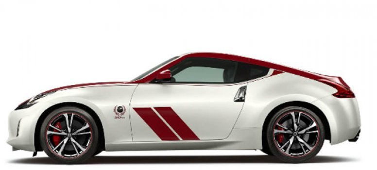 Nissan 370Z Coupe 50th Anniversary White/Red 2020 Price in South Africa