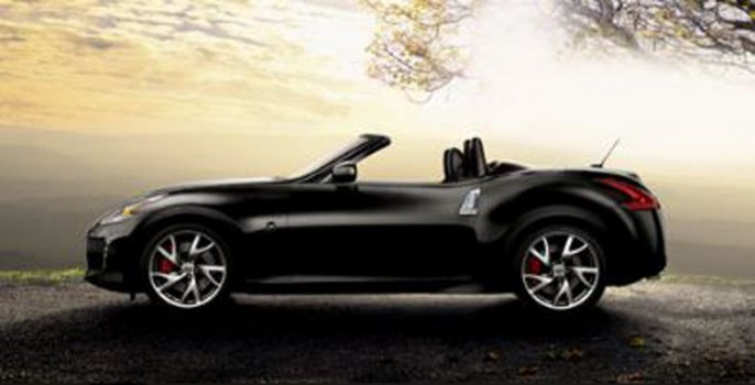 Nissan 370Z Roadster, A/T Price in Indonesia