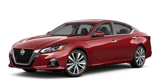 Nissan Altima 2.5 Platinum 2022 Price in Egypt