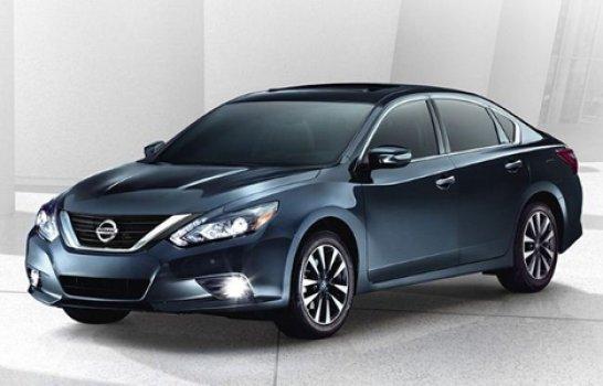 Nissan Altima S 2017  Price in Nigeria