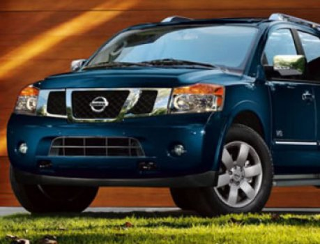 Nissan Armada LE  Price in New Zealand