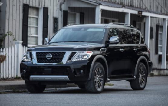 Nissan Armada Platinum 2018 Price in United Kingdom