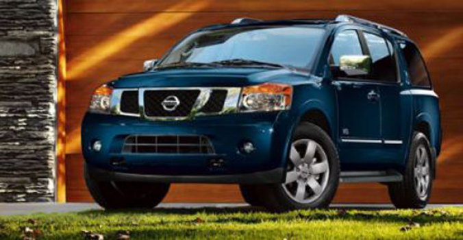 Nissan Armada SE Price in Indonesia