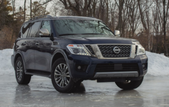 Nissan Armada SL 2019 Price in Afghanistan
