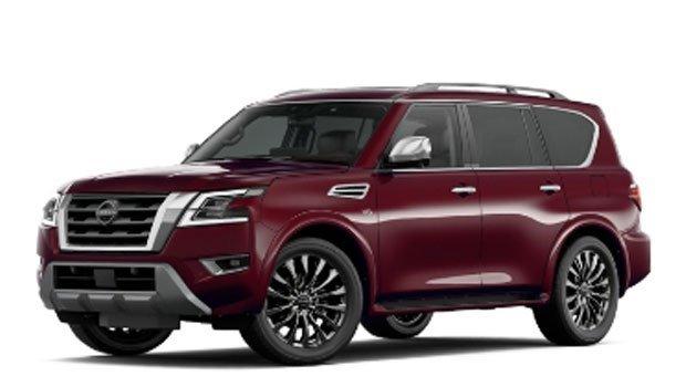 Nissan Armada SV 2022 Price in Qatar