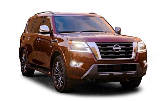 Nissan Armada SV 4x4 2021 Price in Japan