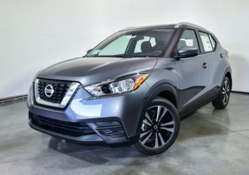 Nissan Kicks SV 2018 Price in Nigeria