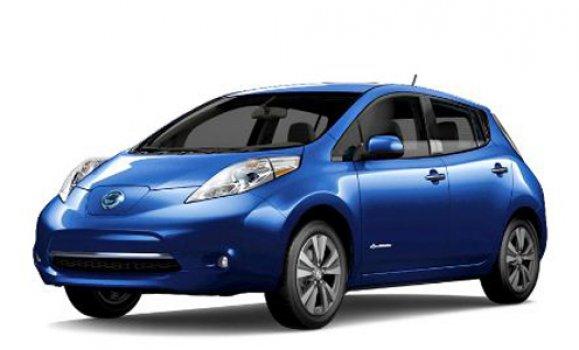 Nissan Leaf SV Price in Indonesia
