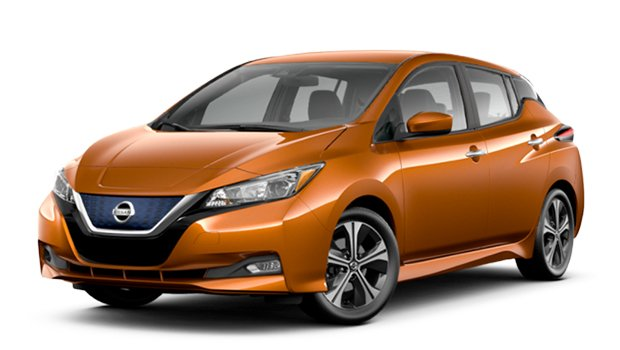 Nissan Leaf SV 2021 Price in Indonesia