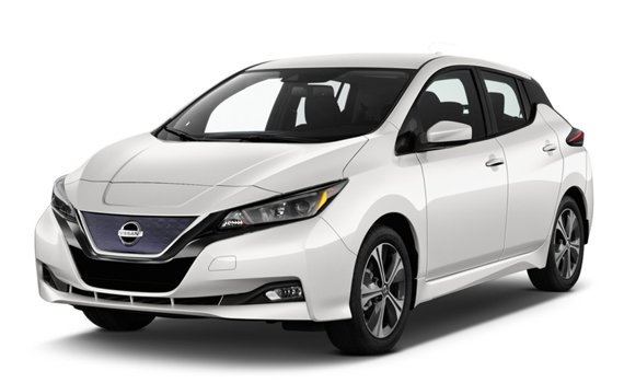 Nissan Leaf SV 2022 Price in Russia
