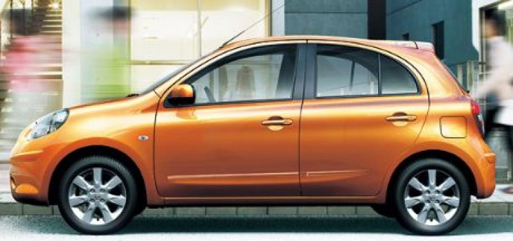 Nissan Micra SL Price in Europe