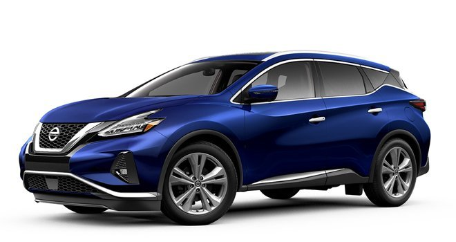 Nissan Murano SV 2021 Price in Indonesia
