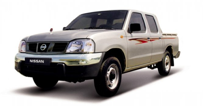 Nissan Other Double-Cab 4x2  Price in Oman