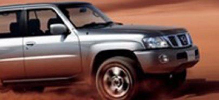 Nissan Patrol Safari M/T Price in Europe