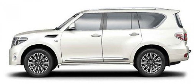 Nissan Patrol XE Price in Italy