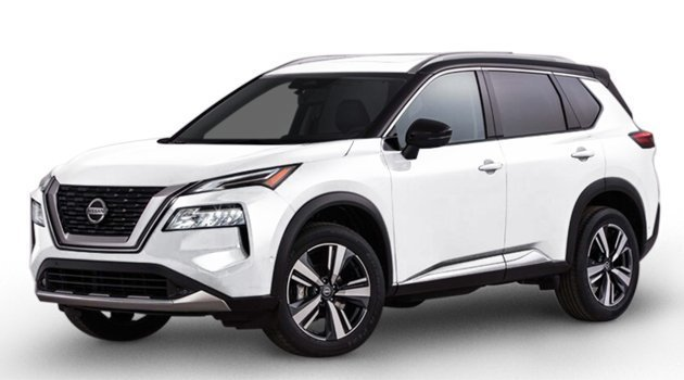 Nissan Rogue SL 2022 Price in Egypt
