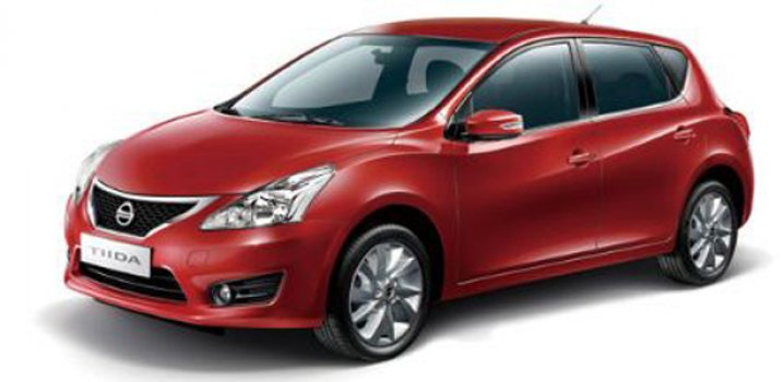 Nissan Tiida 1.6 S  Price in Indonesia
