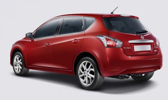 Nissan Tiida 1.6 SV Price in Indonesia