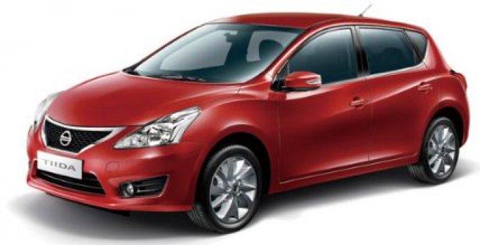 Nissan Tiida 1.8 SL Plus Price in Pakistan