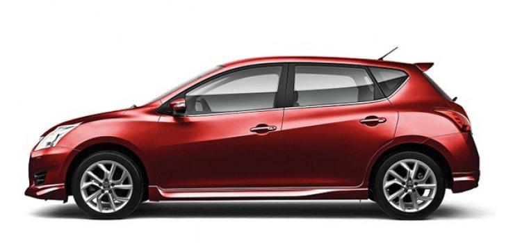 Nissan Tiida 1.8 SV  Price in Indonesia
