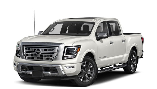 Nissan Titan Platinum Reserve 2022 Price in Egypt