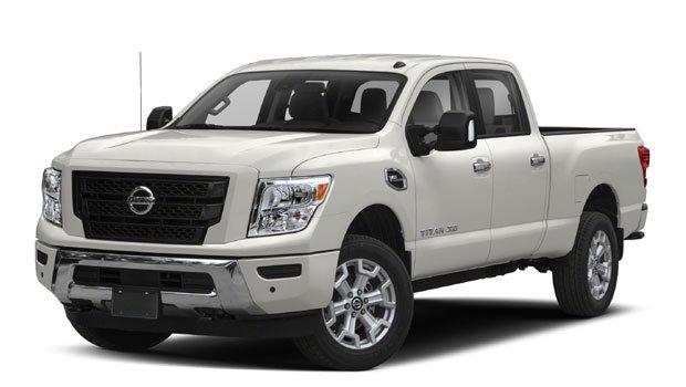 Nissan Titan XD Platinum Reserve 2022 Price in Egypt