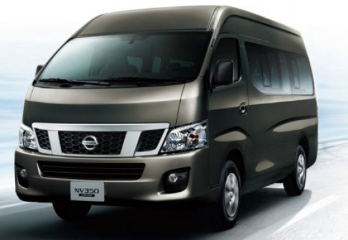 Nissan Urvan Van Price in Egypt