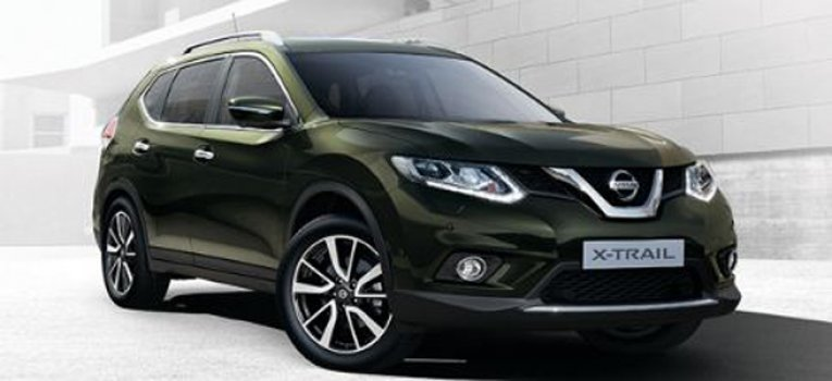Nissan X-Trail S 2WD Price in Japan