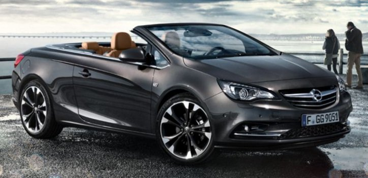 Opel Cascada 1.6 Price in Romania