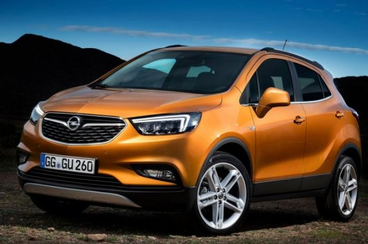Opel Mokka X S  Price in Greece