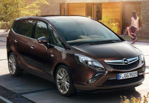 Opel Zafira Tourer Price in Japan