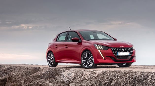 Peugeot 208 2020 Price in Kuwait