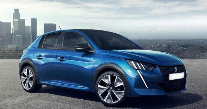 Peugeot e-208 2021 Price in Netherlands