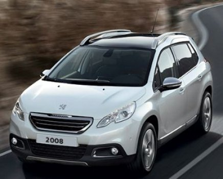 Peugeot 2008 1.6L Active  Allure Auto Price in Nepal